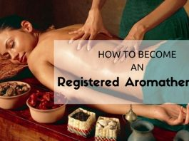 How to Become an Aromatherapist