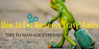 How to Cut Business Travel Costs