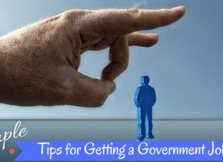 How to Get a Government Job