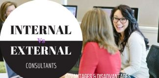 Internal vs External Consultants