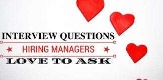 Interview Questions Hiring Managers Ask