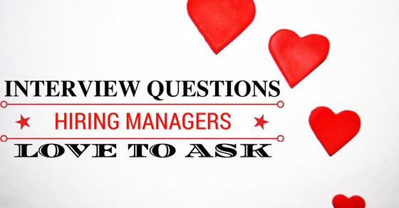hiring manager interview questions