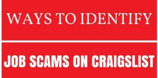 Job Scams on Craigslist