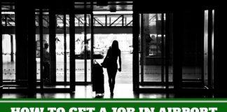 Job in Airport