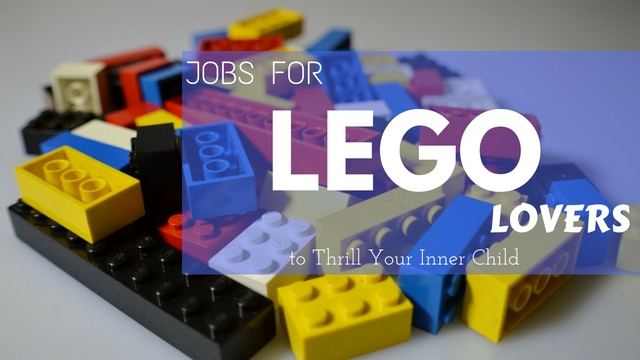 Jobs for LEGO Lovers