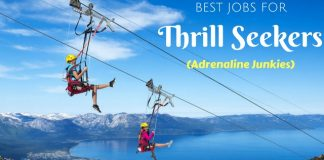 Jobs for Thrill Seekers