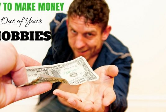 Make Money from Hobbies