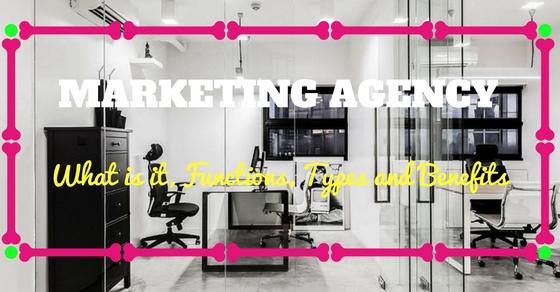 Marketing Agency Types Benefits