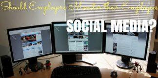 Monitoring Employee Social Media