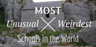 Most Unusual Schools in World