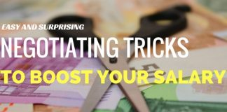 Negotiating Salary Tips Techniques