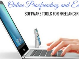 Proofreading and Editing Tools