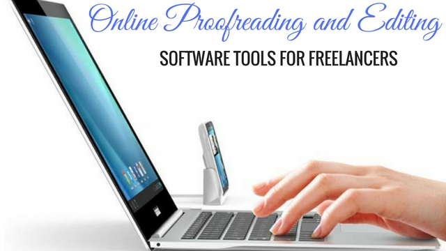 Online proofreading tool home based