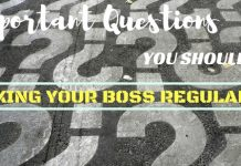 Questions to Ask Your Boss
