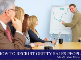 Recruiting Sales People