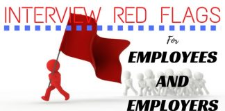 Red Flags for Employees Employers