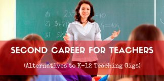 Second Career for Teachers