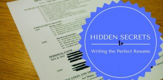 Secrets to Perfect Resume