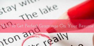 Spelling Grammar Tips for Resumes