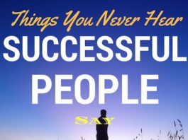 Things Successful People Never Say