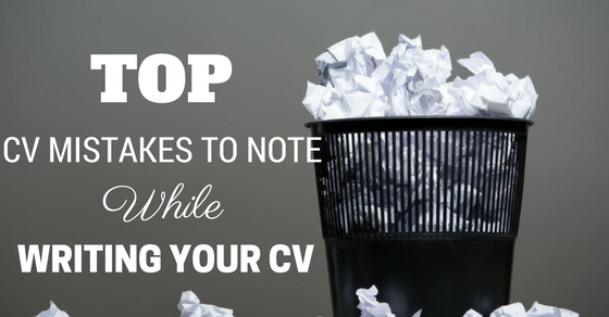 Donu0027t Make These Mistakes When Writing A Resume:  Top Resume Mistakes