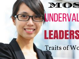 Undervalued Leadership Traits of Women