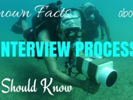 Unknown Facts about the Interview Process