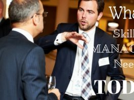 What Skills Managers Need Today
