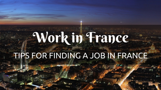 Work in France