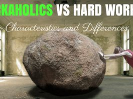 Workaholics vs Hard Workers