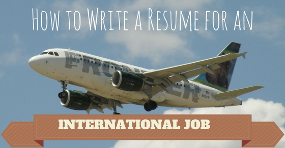 How to Write a Resume for an International Job: 11 Best Tips - WiseStep