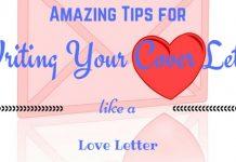 Writing Cover Letter like Love Letter