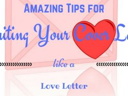 Writing Cover Letter like Love Letter