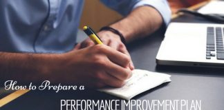 Writing Performance Improvement Plan
