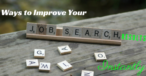 Improve Your Job Search