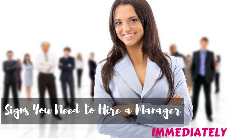 Hire a Manager
