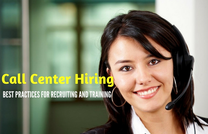 Call Center Hiring