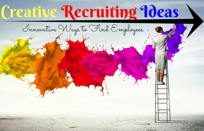 Creative Recruiting Ideas