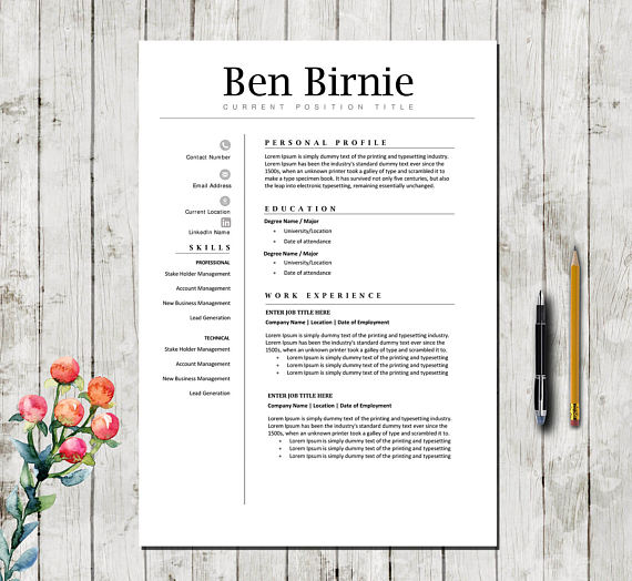best executive assistant resume