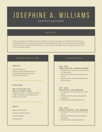 free executive classic resume template download 2 templates word