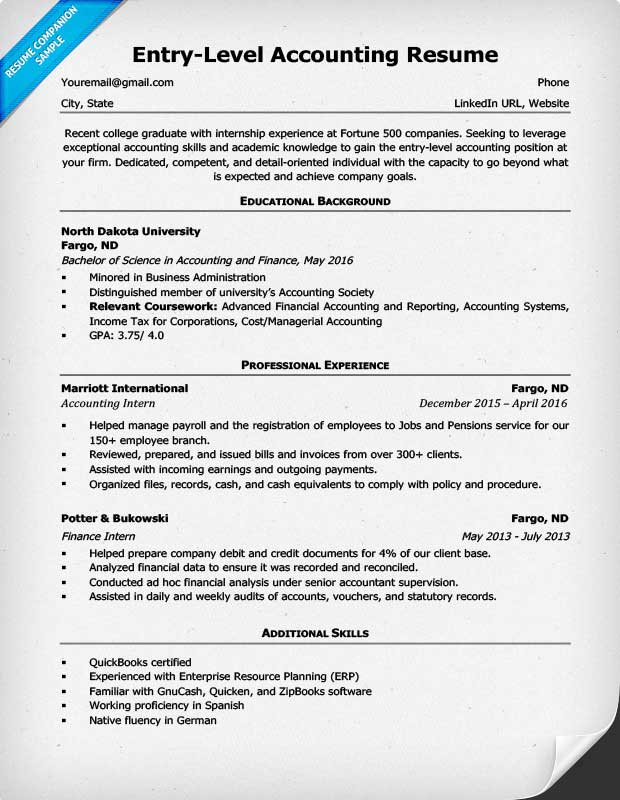 24 Best Finance Resume Sample Templates - WiseStep