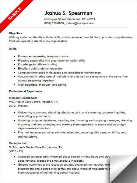 Best Medical Assistant Sample Resume Templates  Wisestep