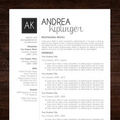 19 contemporary resume templates to impress any employer wisestep - Example Of Modern Resume