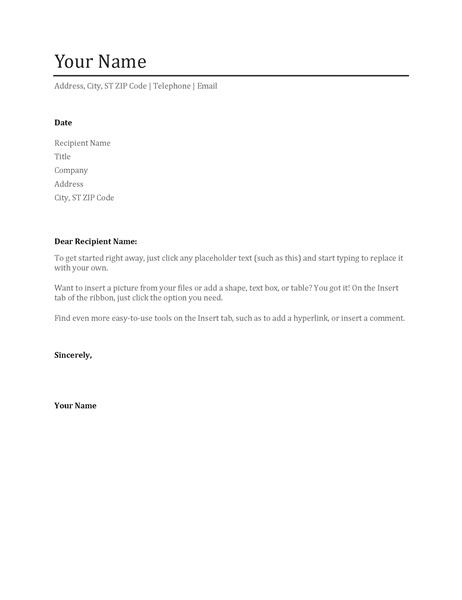 32 best sample cover letter examples for job applicants