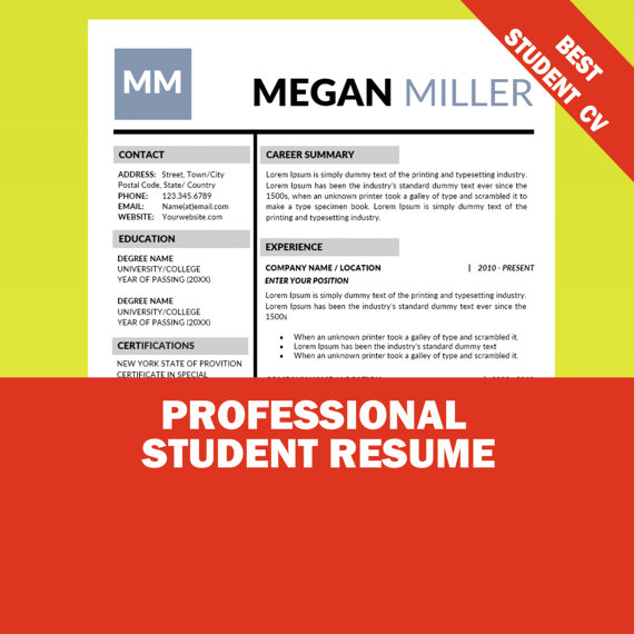 Best Internship Resume Templates To Download For Free  Wisestep