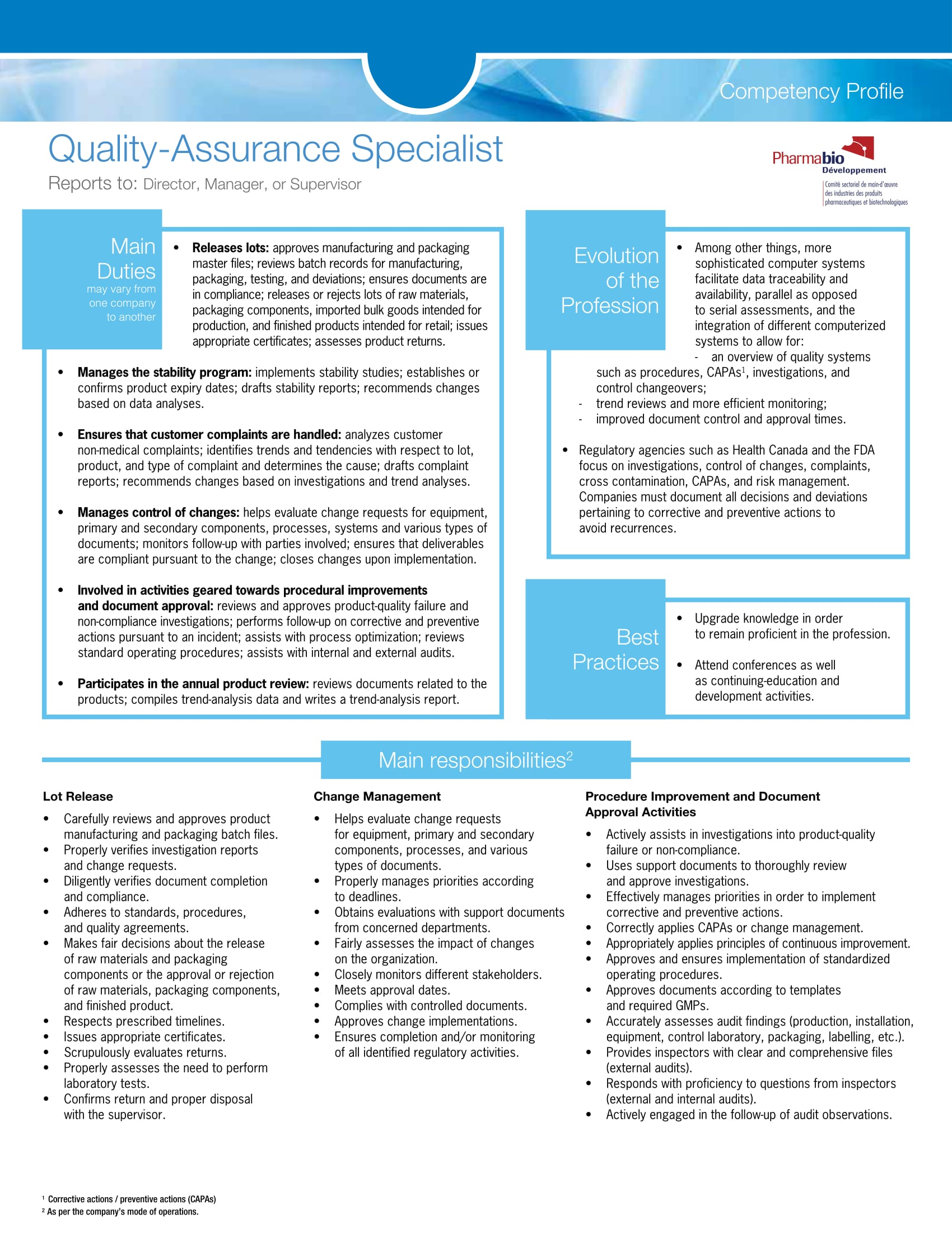 14 awesome quality assurance resume sample templates