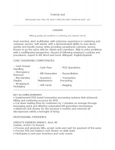 19 best cashier resume sample templates wisestep