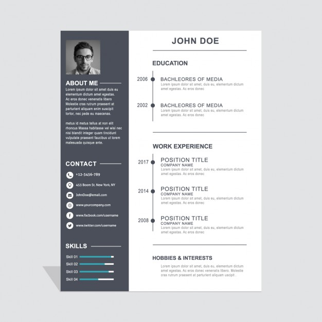 30 Simple And Basic Resume Templates For All Jobseekers - Wisestep