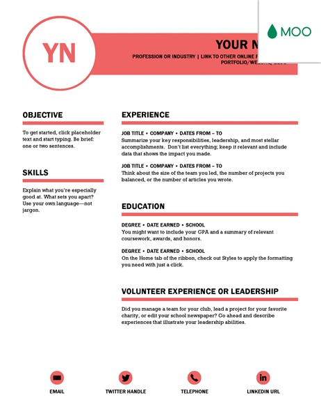 volunteer cover letter