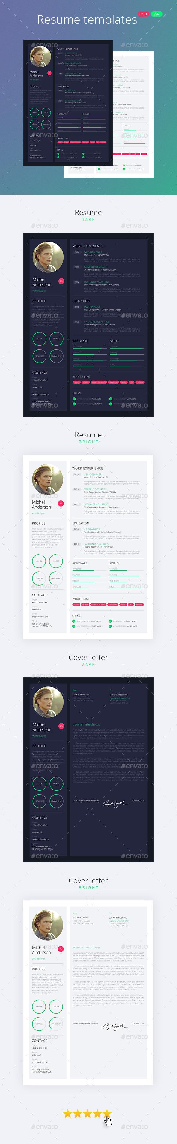 web designer resume